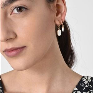 Isabel Marant Mismatched Earrings